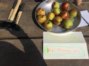 Der geteilte Apfel