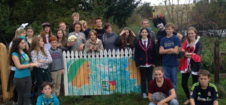 Schüleraustausch mit der Franciscan Montessori Earth School Portland
