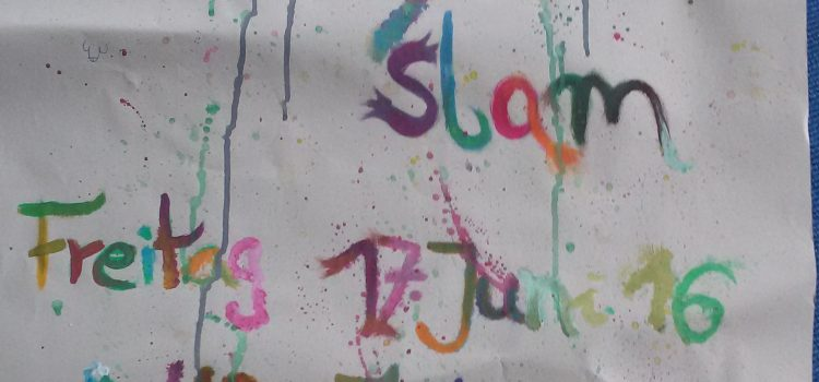 Poetry Slam der Jahrgangsstufe 9/10
