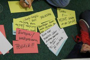 2. Schüler-Workshop zur Oberstufe