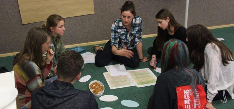 Zweiter Workshop zur Oberstufe