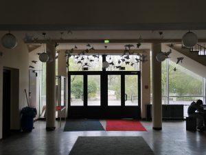 Friedenstauben Foyer