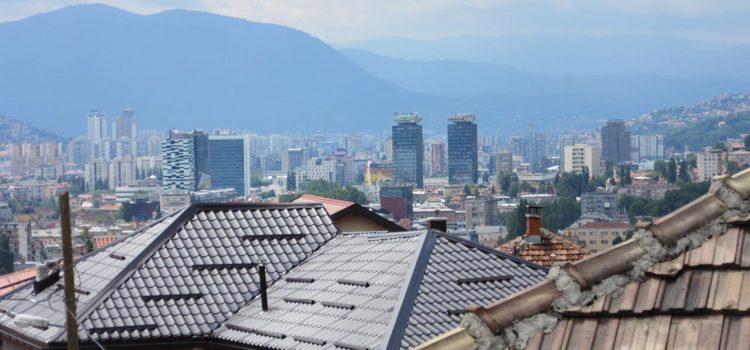 Fahrt nach Sarajewo – Spielplatzbau Tagebuch