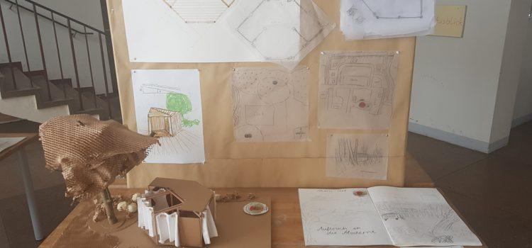 """Bauhaus Europa"" – Projektvorstellung der Schüler*innen des Jahrgangs 9/10"