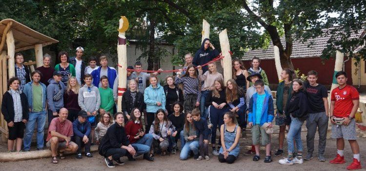 Schüleraustausch Potsdam-Debrecen