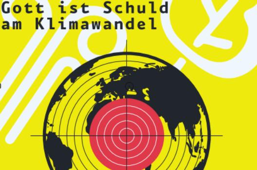 """""""believe me – Gott ist schuld am Klimawandel"""" – Theateraufführung der Montessori-Oberschule Potsdam"""